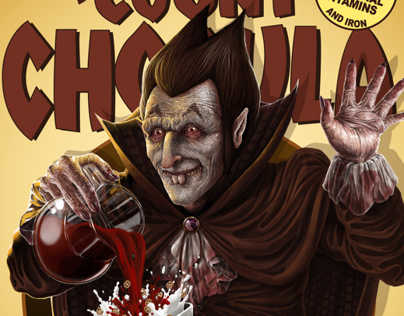 Count - Cereal series