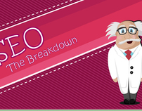 SEO The Breakdown -Info graphic (Print&web) *INCOMPLETE