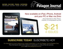 Patagon Journal // Internship
