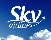 Sky Airlines Launch Campaign