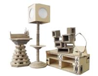 CARDBOARD // LAMP