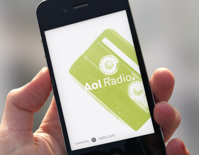 AOL Radio Mobile App