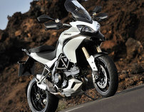 Ducati performance accessories for Multistrada 1200
