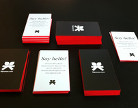 Signesse Business cards