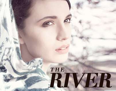 THE RIVER - fashion story