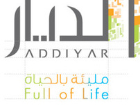 Addiyar Logo Revitalisation