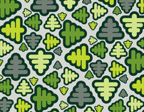 Go Ape Camouflage clothing pattern & logo design ideas