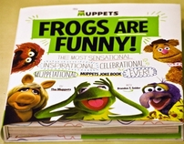 The Muppets Frogs are Funny! Book