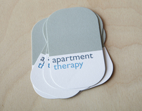 Apartment Therapy Branding