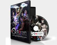 Game DVD package & installer