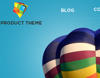 Product Theme - Wordpress