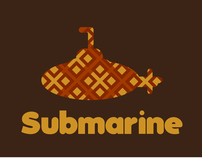 Submarine Vintage and Retro products