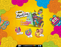 Bic Marking México Web Design
