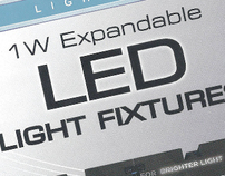 LED Light Fixtures Brochure