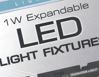 LED Light Fixtures Brochure
