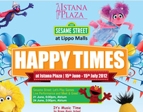 Istana Plaza | Happy Times