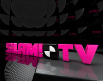 Slam!TV - Channel Branding