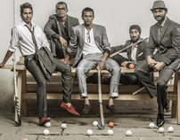 INDIAN HOCKEY TEAM 2012 for MENS HEALTH MAG