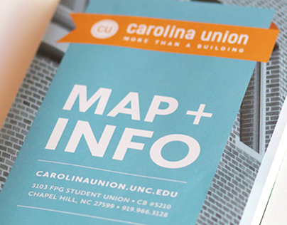 Carolina Union Brochure