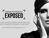 Fashion Photography Exposed DVD