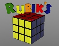 Rubiks Cube Animation