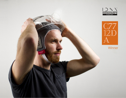 ERGONIUM - Personal head protection for miners. (2011)
