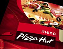 pizza hut - menus