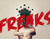 Shoes-up & Freaks