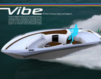 Vibe 25 Luxury Yacht Tender