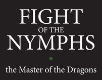 Fight of the Nymphs Book Covers 1-5