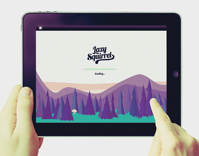 LAZY SQUIRREL | iPad Game