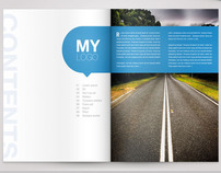 A4 Business Brochure Vol. 03