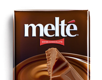 Melte Chocolate Packaging