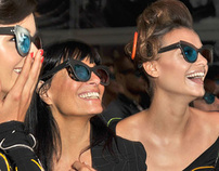 Norma Kamali, 3D Glasses