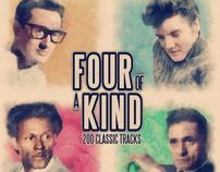 Four of a Kind - Album Design