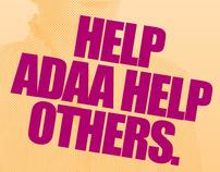 ADAA Anxiety Disorders Brochures