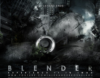 Blender | The Legend Ends