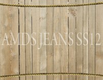 AMDS Jeans, SS12 collection