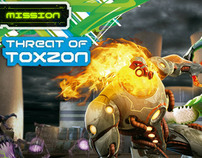 Max Steel - Threat of Toxzon