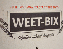 Weet-bix packaging