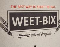 Weet-bix packaging