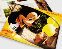 Disney Mini-Brochure