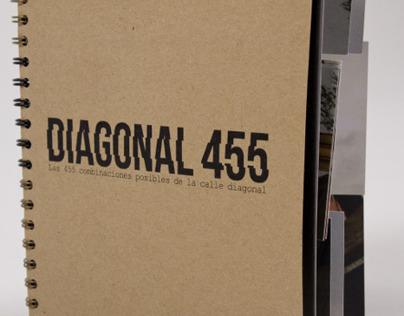 Diagonal 455