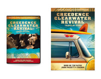 DVD packaging - Creedence Clearwater Revival