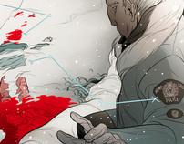 Red Snow | The Globe and Mail Review