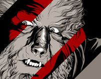 The Wolf Man | Limited Edition Poster
