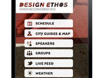 Design Ethos 2012 Mobile App