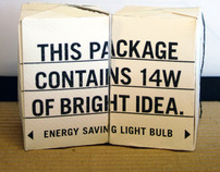 14W OF BRIGHT IDEA