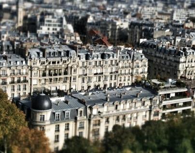Souvernirs de Paris — Photo