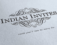 Logo Design work for Indian Invites